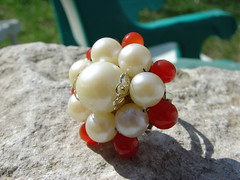A pearl Ring
