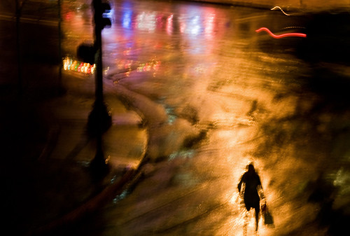 creative commons hi-res photo of the day:  rainy night (3260 x 2196)