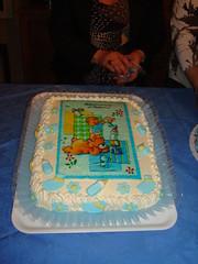 Torta Battesimo Matteo 2