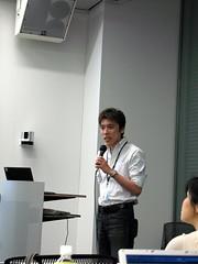 近未来テレビ会議@SONY 08