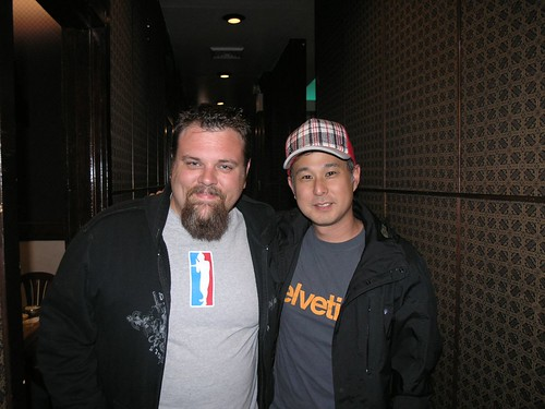 JoshB and Eric Nakamura