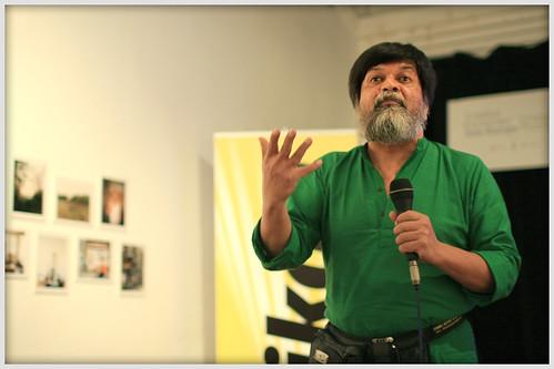 Dr. Shahidul Alam @ KL