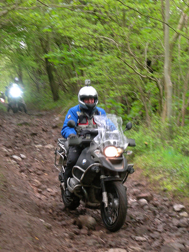 LLangollen Easy Offroad Ride May 2009 007