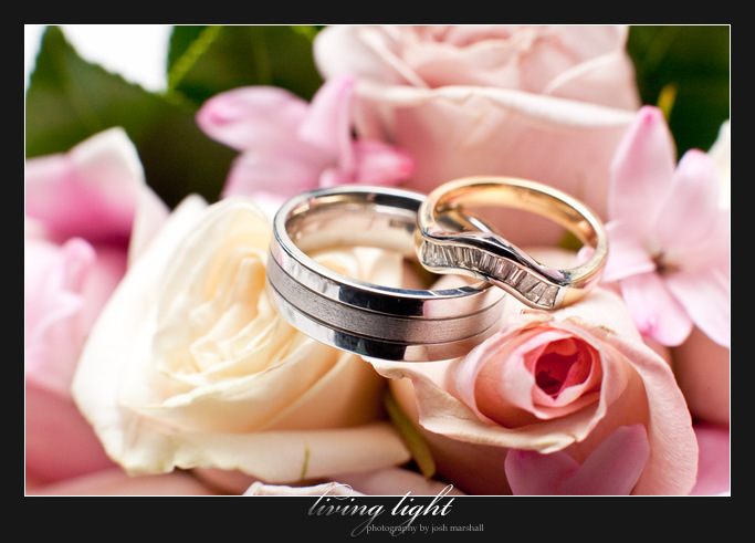 Rings. Newcastle wedding photography.