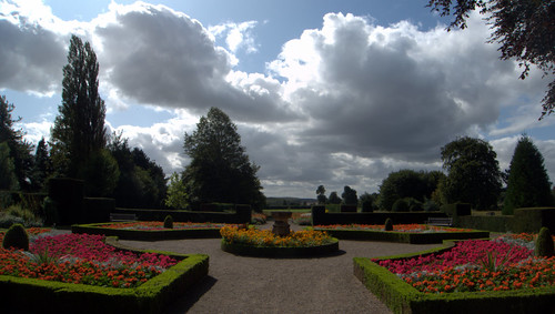 Lotherton gardens