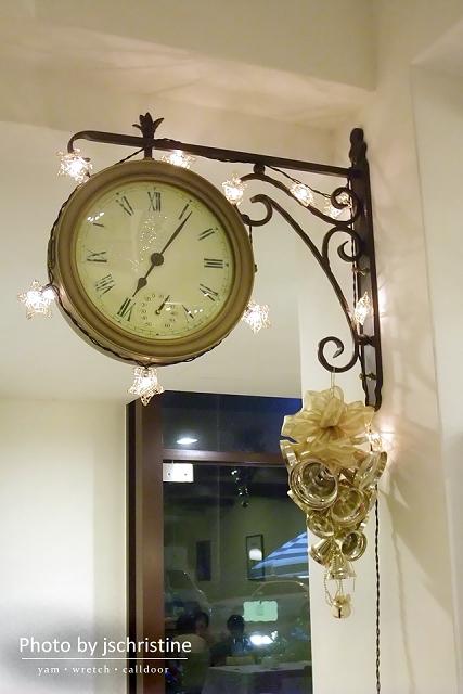 古典風的時鐘