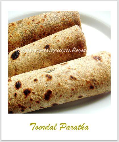 Toordal Paratha