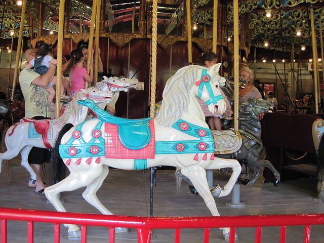 Lakeside Park Carousel - June 2011 - NiagaraWatch.com