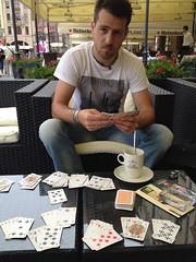 Potje kaarten!