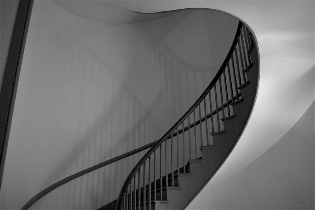 Shaker staircase 2 ©2007 RosebudPenfold