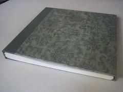 handmade longstitch journal