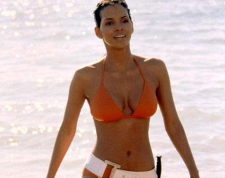 Halle Berry en Bikini