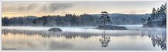 Smoke On the Water (Staale N) Tags: panorama nature canoneos10d ef50 challengeyouwinner bildekritikk