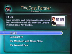 Fit Life on PodShowTV on Tivo
