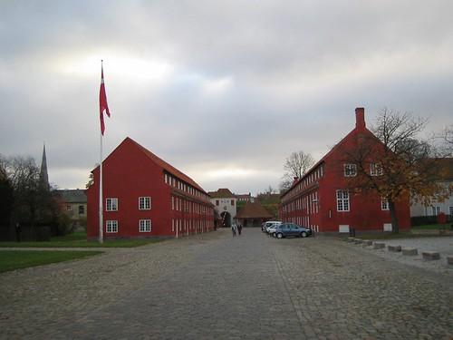 Kastellet - Main Street