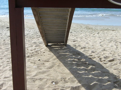 Beach ramp