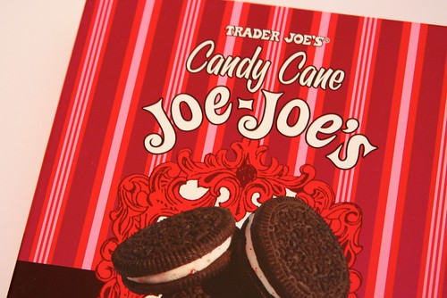 Trader Joe's Candy Cane Joe-Joe's