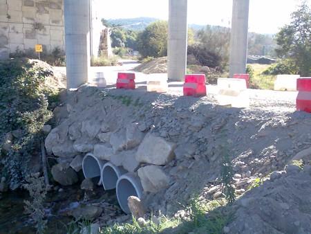 ponte provisional sabaris
