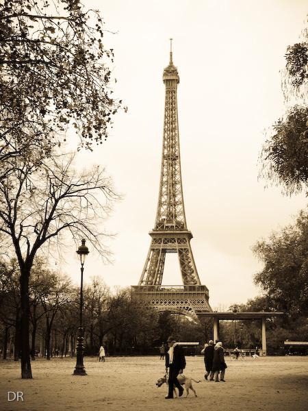 Paris Old Style