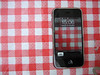 Checkered iPhone