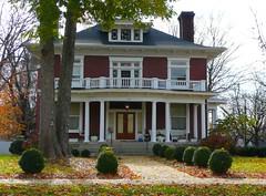 Murfreesboro, TN House 6 (army.arch) Tags: house home architecture tn historic preservation historicdistrict historichouse nationalregister murfreesborotennessee nationalregisterofhistoricplaces nrhp