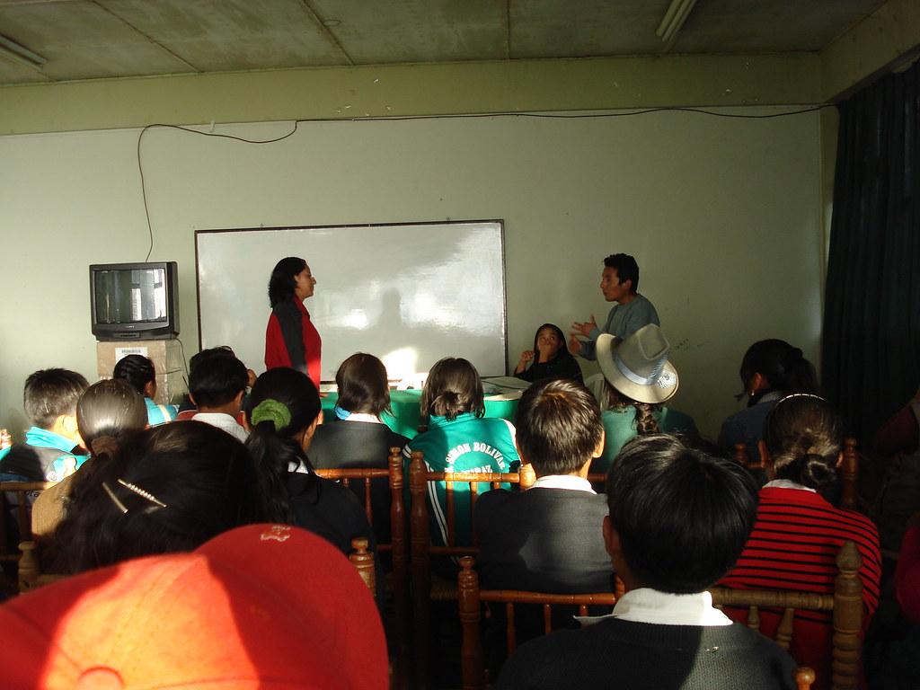 DSC00705 Richard, Luz, Dorcas