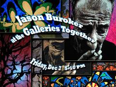 Jason Buroker's Art Show