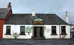 The Clachan (Anita363) Tags: uk greatbritain building scotland pub unitedkingdom historic lochlomond theclachan drymen clachan