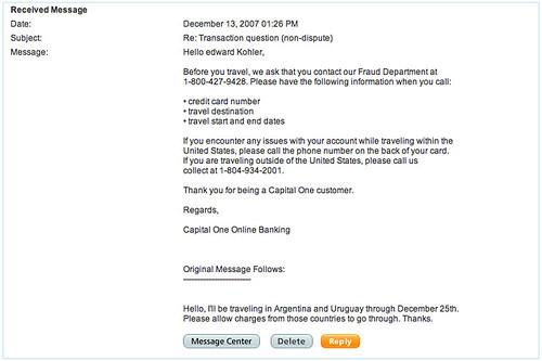 Palm Backup Info
