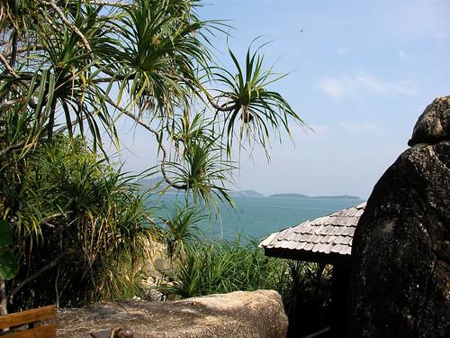 サムイ島-シラロムスパ