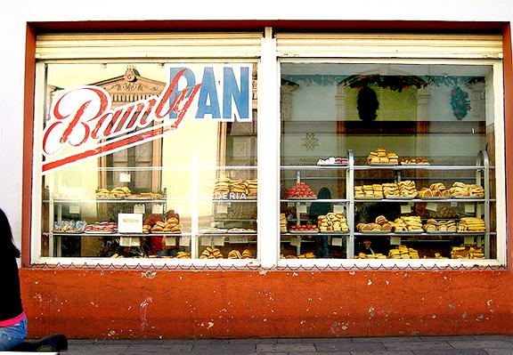 Oaxacan Bakery