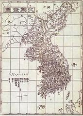 1899 大韓全図