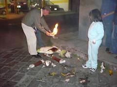 Quemando el ao Viejo 2007 (ALFICEEC) Tags: alvarado famila fierro