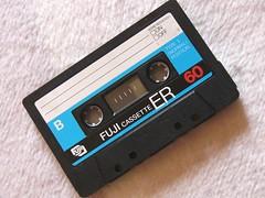 FUJI CASSETTE ER 60