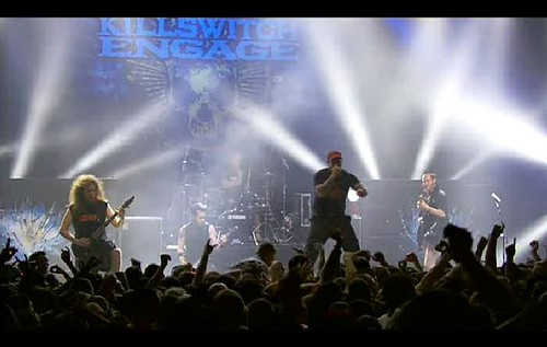 Killswitch Engage - (Set This) World Ablaze - Live at the Palladium in Worcester (2005)