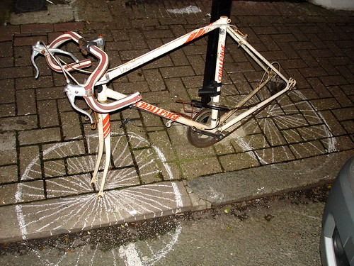 ひどい自転車泥棒