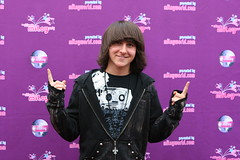 Mitchel Musso of the Disney Channel (minds-eye) Tags: girls kids singing famous teenagers disney mtv concerts cyrus disneychannel monsterhouse hannahmontana oliveroken mitchelmusso