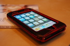 iPod touch Kroo Case by herb.g