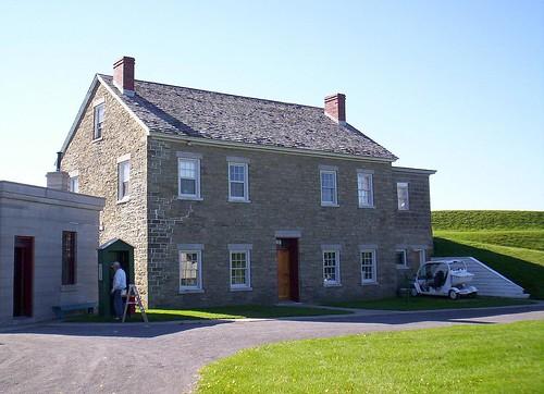 Fort Building