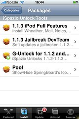 ispazio unlock iphone 1.1.2 and 1.1.3 otb
