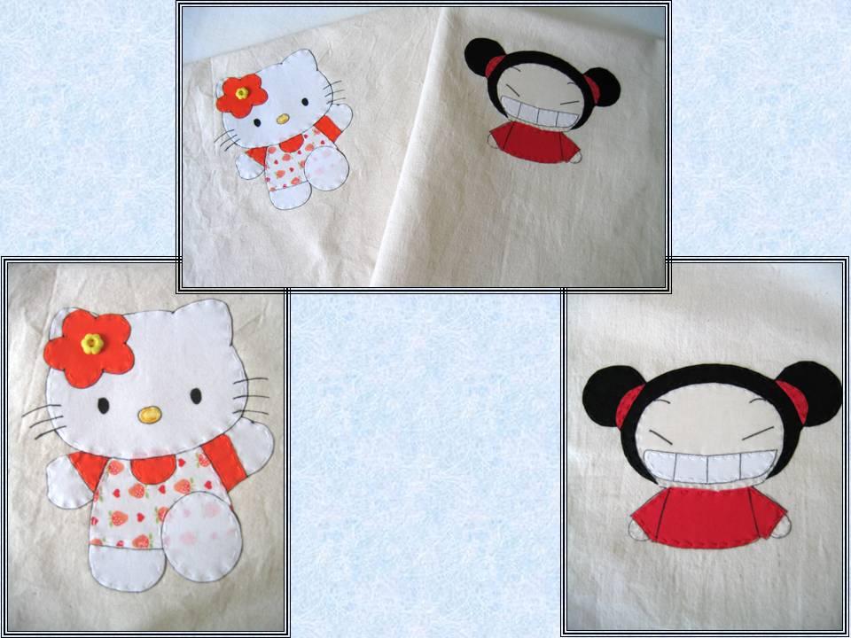 Proteção para cestas de tecidos