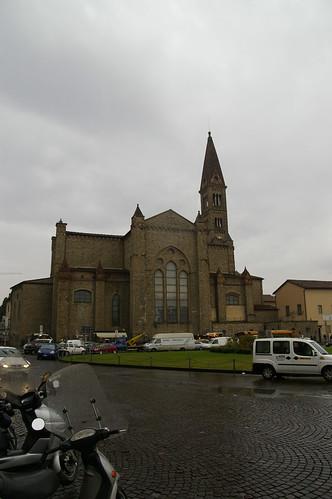 Microvuelta por Florencia