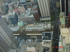 VIEW FROM THE SYDNEY TOWER (LUCIANO CBA) Tags: world park street travel bridge house tower beach argentina bondi opera rocks cross harbour oz centre manly sydney cities australia places quay ciudades hyde viajes kings oxford lugares nsw cordoba beaches darling playas luciano the oceania