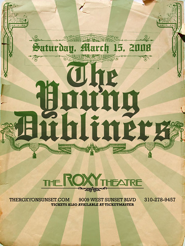 The Young Dubliners - 3/15