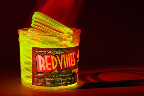 Red Vines, Yellow Neon