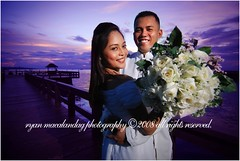 Mark Anthony & Eunice Civil Wedding (Ryan Macalandag) Tags: wedding sunset philippines bohol tropics eunice markanthony ryanmacalandag