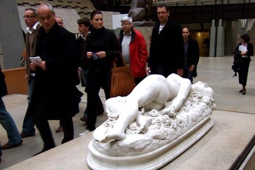 Le musée d'Orsay interdit les photos
