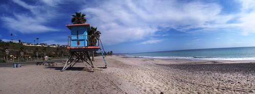 Beach at San Clemente, California, USA