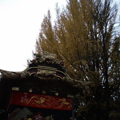 【写真】Dashi(Float) @ Chichibu Night Festival [ Chichibu / Saitama ]