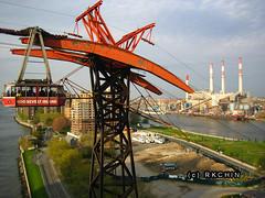 Roosevelt Island Tram (synergy_one) Tags: nyc newyorkcity ny newyork tourism tram tourist powerplant rooseveltisland luckydog blackwellsisland welfareisland rkchincom